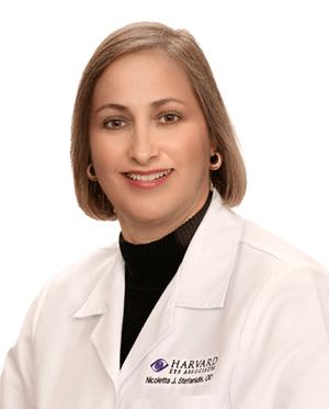 Orange County Eye Doctor Nicoletta Stefanidis, O.D.