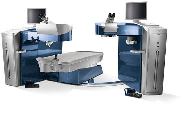 Wavelight EX500 Laser