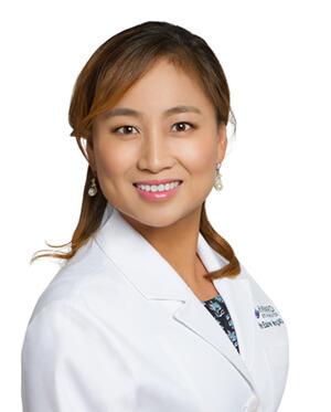 Orange County Ophthalmologist Ye Elaine Wang, M.D.